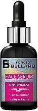 Parfumuri și produse cosmetice Ser facial cu elastină - Fergio Bellaro Face Serum Elastin Boost