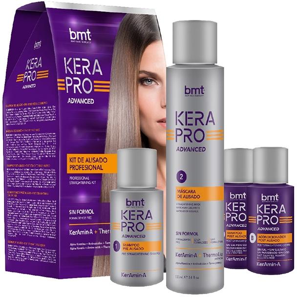 Set - Kativa Kera Pro Advanced (shm/30ml + mask/100ml + shm/30 ml + lotion/30ml) — Imagine N1