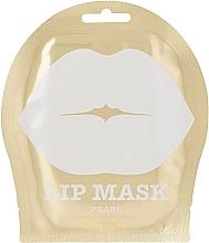 Parfumuri și produse cosmetice Mască de buze - Kocostar Pearl Lip Mask