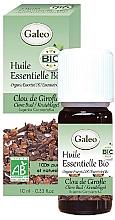 Parfumuri și produse cosmetice Ulei esențial organic de cuișoare - Galeo Organic Essential Oil Clove
