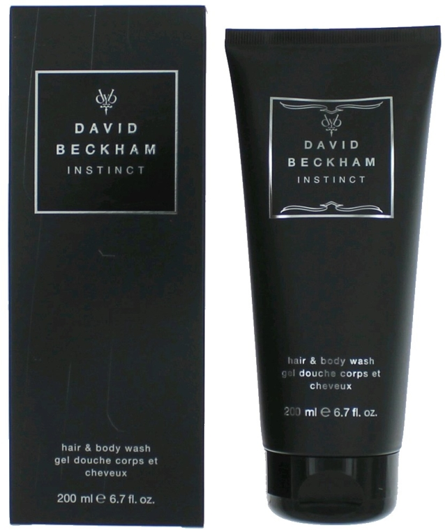 David Beckham David Beckham Instinct - Gel de duș