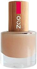 Parfumuri și produse cosmetice Tratament pentru întărirea unghiilor - Zao Nail Hardener