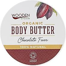 Parfumuri și produse cosmetice Cremă Unt de corp - Wooden Spoon Chocolate Fever Body Butter