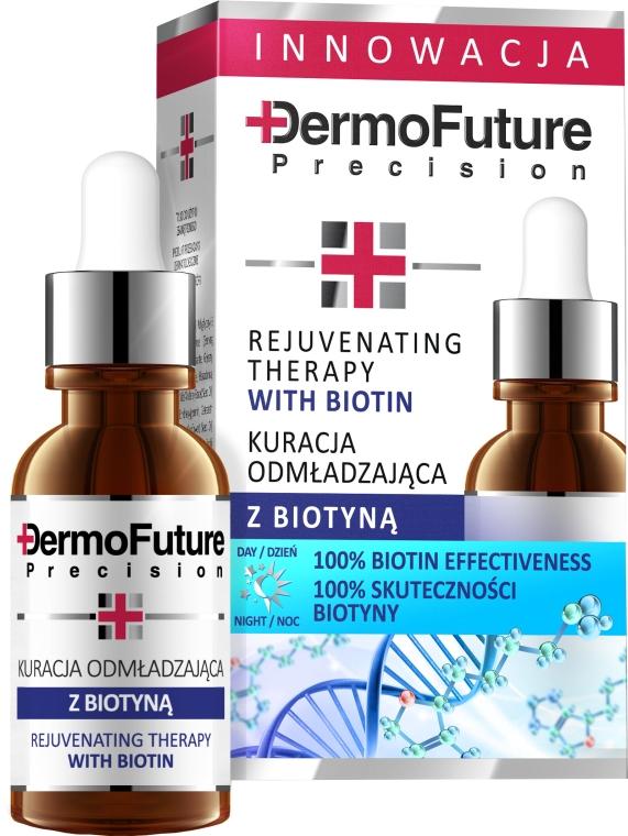 Soluție de întinerire cu biotină - DermoFuture Rejuvenating Therapy With Biotin
