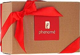 Parfumuri și produse cosmetice Set pentru mamă și copil - Phenome (cr/50ml + emulsion/200ml + cr/10ml)