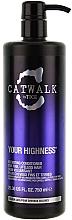 Parfumuri și produse cosmetice Balsam pentru volum - Tigi Catwalk Volume Collection Your Highness Nourishing Conditioner