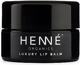 Parfumuri și produse cosmetice Balsam de buze - Henne Organics Luxury Lip Balm