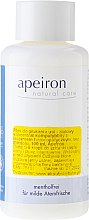 Parfumuri și produse cosmetice Agent de clătire pentru cavitatea bucală, homeopatic - Apeiron Auromere Herbal Concentrated Mouthwash Homeopathic