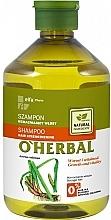 Parfumuri și produse cosmetice Șampon pentru întărirea părului cu extract de rădăcină de Calamus - O'Herbal