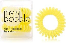 Parfumuri și produse cosmetice Elastic de păr - Invisibobble Submarine Yellow