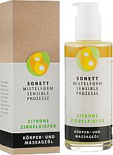 """Parfumuri și produse cosmetice Ulei organic pentru masaj """"Citrus"""" - Sonnet Citrus Massage Oil"""
