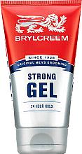 Parfumuri și produse cosmetice Gel de păr, fixare puternică - Brylcreem Strong 24 Hour Hold Gel