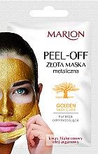 Parfumuri și produse cosmetice Mască de față - Marion Golden Skin Care Peel-Off Mask