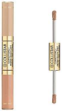 Parfumuri și produse cosmetice Corector-Bază pentru fard de pleoape 3 în 1 - Collistar Correttore + Primer Occhi 3 in 1