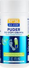 Parfumuri și produse cosmetice Pudră pentru picioare și încălțăminte - Pharma CF No.36 Foot & Shoe Powder