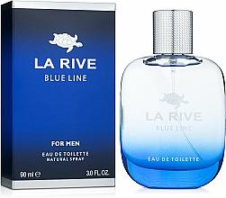 La Rive Blue Line - Apă de toaletă — Imagine N2