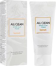 Parfumuri și produse cosmetice Spumă de curățare pentru față - Heimish All Clean White Clay Foam