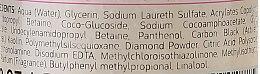 """Gel de curățare matifiant pentru spălarea și eliminarea machiajului """"Cărbune alb"""" - Bielenda Carbo Detox Micellar Gel — Imagine N3"""