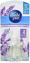 """Parfumuri și produse cosmetice Rezervă pentru difuzor electric de aromă """"Lavandă"""" - Ambi Pur Electric Air Freshener Refill Lavander"""