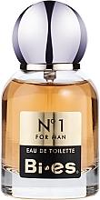 Parfumuri și produse cosmetice Bi-es No 1 - Apă de toaletă