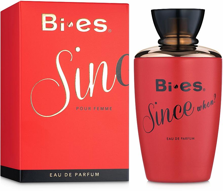 Bi-Es Since When? - Apă de parfum — Imagine N2