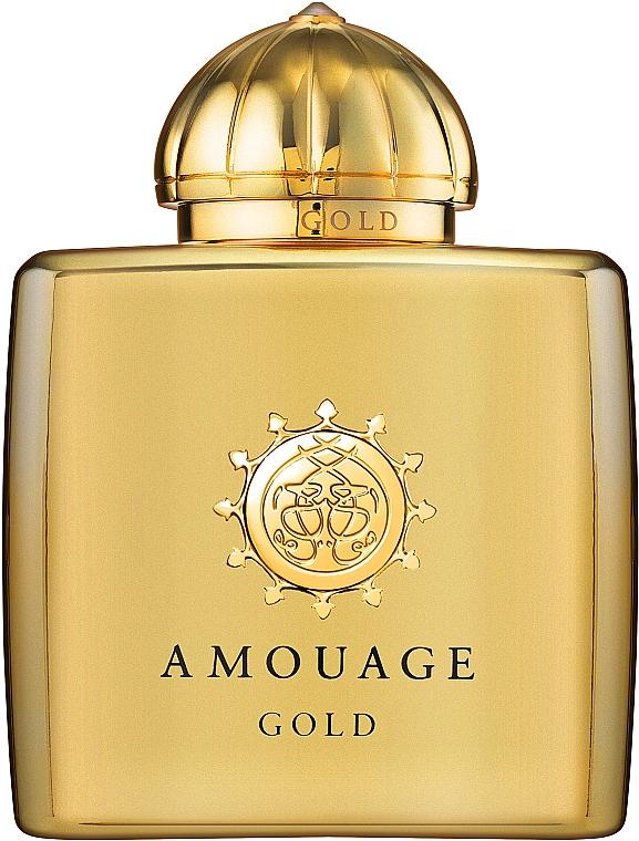 Amouage Gold Pour Femme - Apă de parfum — Imagine N1