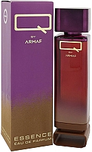 Parfumuri și produse cosmetice Armaf Q Essence - Apă de parfum
