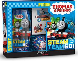 Parfumuri și produse cosmetice Set - Uroda For Kids Thomas & Friends (shmp/250ml + bath/ball/100g)