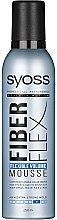 Parfumuri și produse cosmetice Spumă pentru păr - Syoss Fiber Flex Flexible Volume Mousse