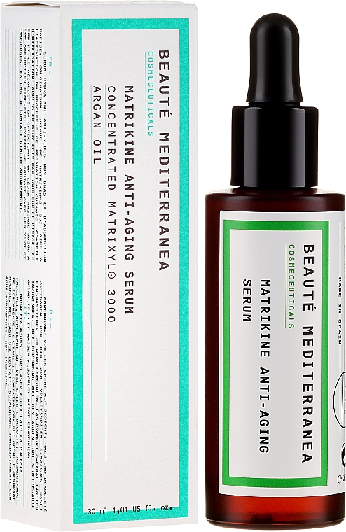 Ser pentru față - Beaute Mediterranea Matrikine Anti-aging Serum — Imagine N1