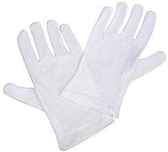 Parfumuri și produse cosmetice Mănuși din bumbac pentru proceduri cosmetice - Sefiros Cotton Gloves