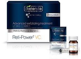 Parfumuri și produse cosmetice Set - Bielenda Professional Advanced Exfoliating Treatment (mask/5*5ml+serum/5*1g)