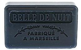 """Parfumuri și produse cosmetice Săpun de Marsilia """"Frumusețea nopții"""" - Foufour Savonnette Marseillaise Belle de Nuit"""