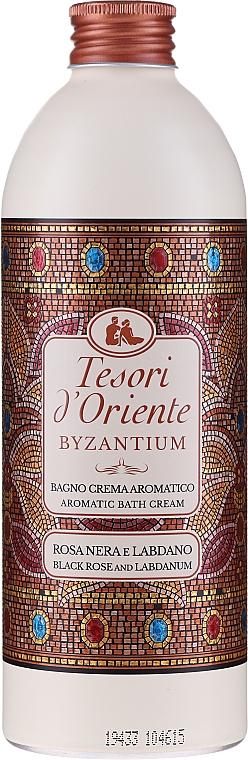Tesori d`Oriente Byzantium Bath Cream - Cremă-spumă de baie — Imagine N1