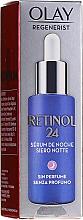 Parfumuri și produse cosmetice Ser facial de noapte - Olay Regenerist Retinol24 Night Serum