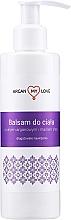 Parfumuri și produse cosmetice Balsam nutritiv cu unt de shea pentru corp - Argan My Love Oriental Body Balm Shea Butter & Argan Oil