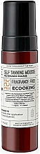 Parfumuri și produse cosmetice Mousse auto-bronzant - Ecooking Self Tanning Mousse