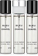 Parfumuri și produse cosmetice Chanel Bleu de Chanel Eau de Parfum - Apă de parfum (rezervă)