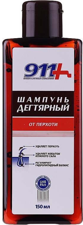"""Șampon anti-mătreață """"Tar"""" - 911"""