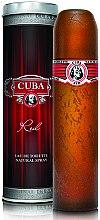 Parfumuri și produse cosmetice Cuba Red - Apă de toaletă
