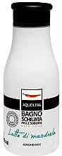"""Parfumuri și produse cosmetice SPUMĂ PENTRU BAIE """"LAPTE DE MIGDALE"""" - Aquolina Bath Foam Almond Milk"""