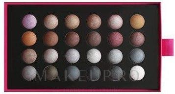 Farduri de pleoape, 24 nuanțe - Dermacol Color Sensation Wet & Dry — Imagine 1