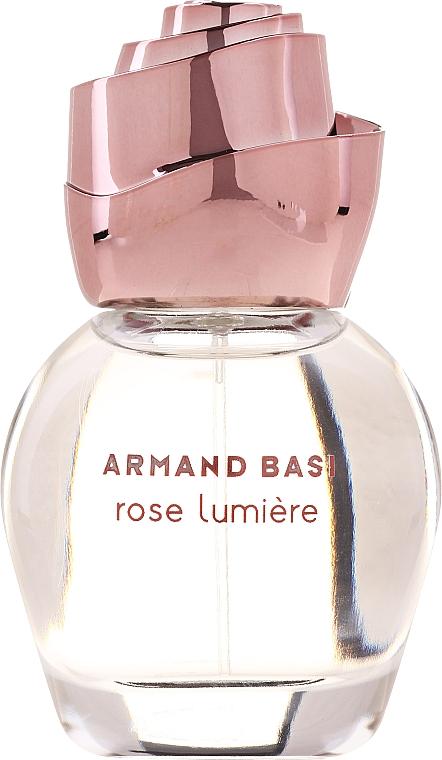 Armand Basi Rose Lumiere - Apă de toaletă — Imagine N1