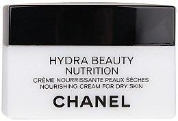 Cremă hidratantă pentru ten uscat - Chanel Hydra Beauty Nourishing and Protective Cream — Imagine N1