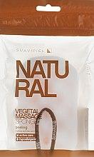 Parfumuri și produse cosmetice Burete de baie - Suavipiel Natural Vegetal Massage Sponge