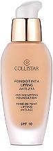 Parfumuri și produse cosmetice Fond de ten, cu efect de lifting - Collistar Anti-Age Lifting Foundation