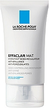 Parfumuri și produse cosmetice La Roche-Posay Effaclar MAT  - Emulsie hidratantă și matifiantă, pentru reglarea nivelului de sebum