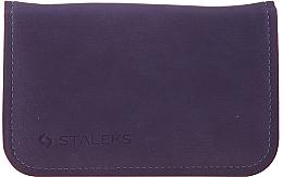 "Set manichiură ""Multi"", MS-10, 6 piese, violet - Staleks Manicure Set — Imagine N3"
