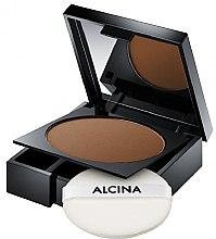 Parfumuri și produse cosmetice Pudră matifiantă pentru conturing - Alcina Matt Contouring Powder