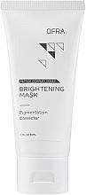Parfumuri și produse cosmetice Mască iluminantă cu peptide pentru față - Ofra Peptide Brightening Mask